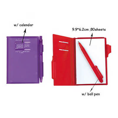Ds025 Memo Holder With Ball Pen  (DS025_DEX)