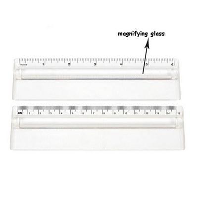 15cm Ruler Magnifying (DS063_DEX)