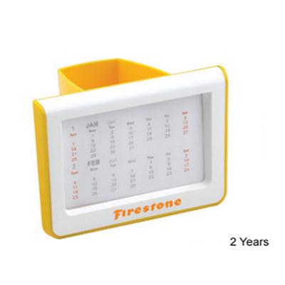 Ds075B Pen Holder With Calendar (DS075B_DEX)