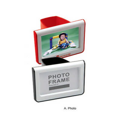 Pen Holder with Photo Grame (DS075C_DEX)
