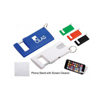 Mobile Holder and Cleaner Cloth (DS1077_DEX)