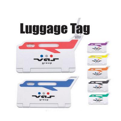Luggage Tag - (DS568_DEX)