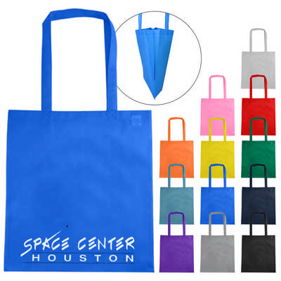 Non Woven Bag with V Gusset (NWB001_DEX)