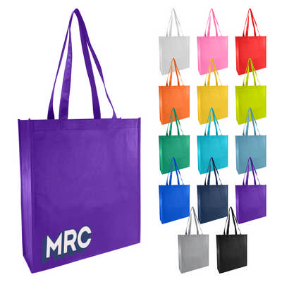 Non Woven Bag with Large Gusset (NWB004_DEX)