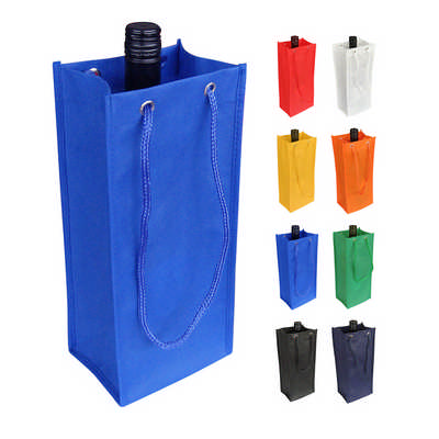 Nwb012 Non Woven Single Bottle Bag (NWB012_DEX)