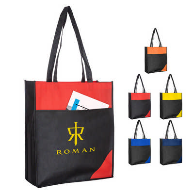 Non Woven Bag with Mix Colour (NWB019_DEX)