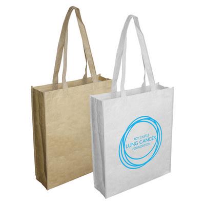 Paper Bag with Large Gusset (PPB003_DEX)