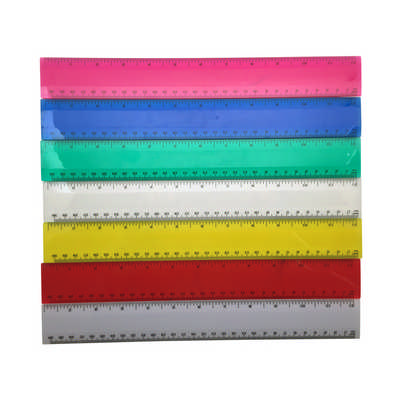 Plastic Ruler 30cm (PR001_DEX)