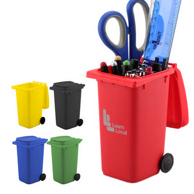 Wheelie Bin Pen Holder (WB001_DEX)