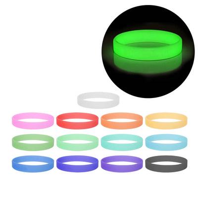 Neon Glow Silicone Wrist Band (WBD013_DEX)