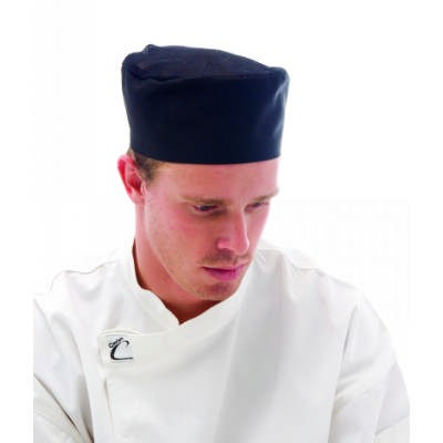 200gsm Polyester Cotton Cool-Breeze Flat Top Hat with Air Flow Mesh Upper 1604_DNC