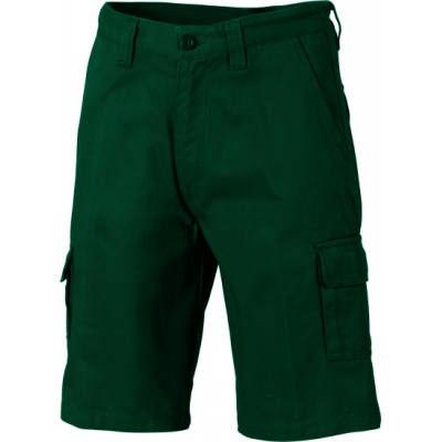 Cotton Drill Cargo Shorts 3302_DNC