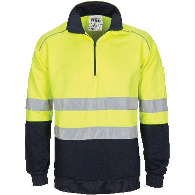 Hi-Vis Fleecey Tops