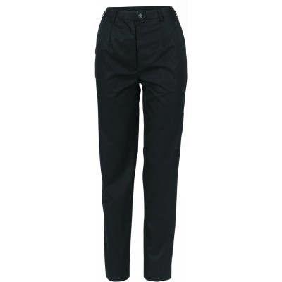 Ladies PV Flat Front Pants 4552_DNC