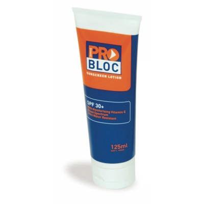 Sunscreen 125ml Tube. SPF 3