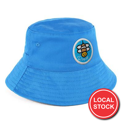 Local Stock - Kindy Bucket Hat (AH677_GRACE)