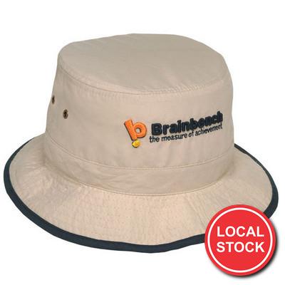 Local Stock - Microfibre Bucket Hat (AH678_GRACE)