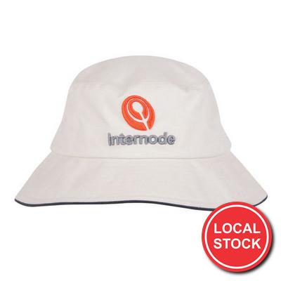 Local Stock - Bucket Hat Sandwich Design (AH695_GRACE)