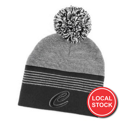 Local Stock - Beanie With Pom Pom (AH733_GRACE)