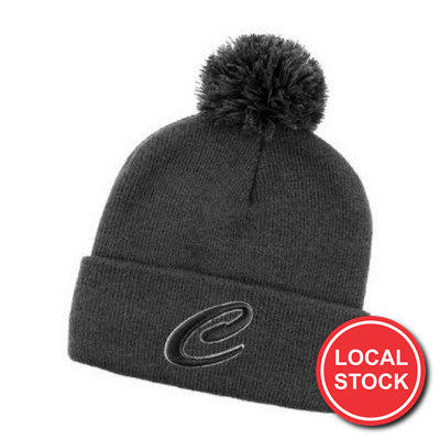 Local Stock - Beanie With Pom Pom (AH734_GRACE)
