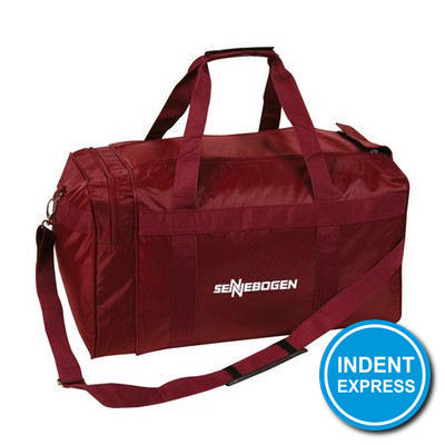 Indent Express - Nylon Sports Bag (BE1050_GRACE)