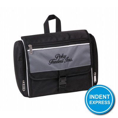 Indent Express - Toiletry Bag  (BE1057_GRACE)