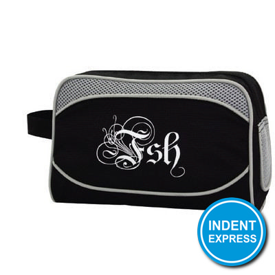Indent Express - Kingston Toiletry Bag (BE1058_GRACE)
