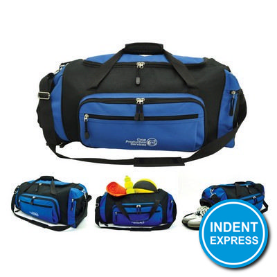 Indent Express - Soho Sports Bag (BE1120_GRACE)