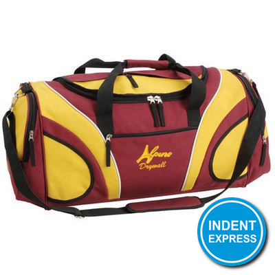 Indent Express - Fortress Sports Bag (BE1215_GRACE)