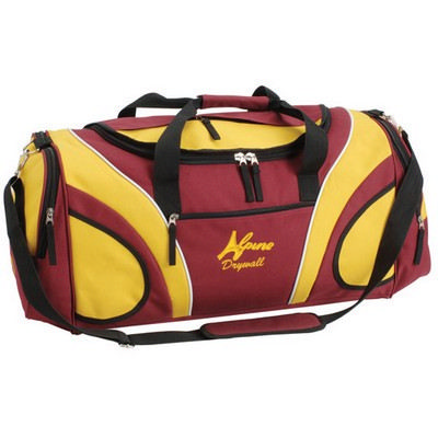 Fortress Sports Bag (BE1215_GRACE)