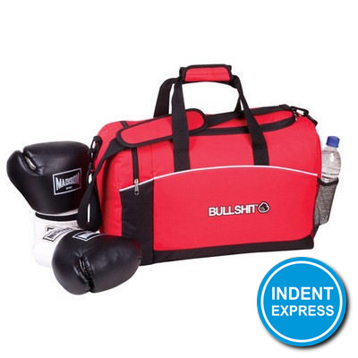 Indent Express - Sports Bag (BE1249_GRACE)