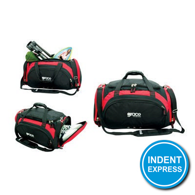 Indent Express - Orion Sports Bag (BE1277_GRACE)