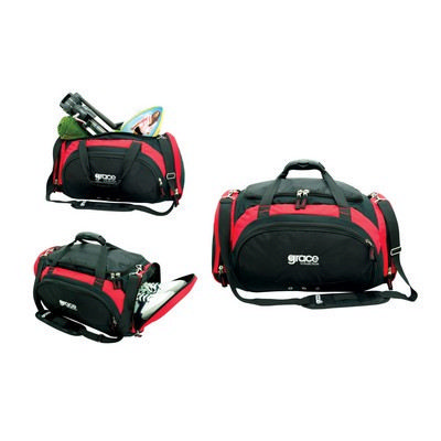 Orion Sports Bag (BE1277_GRACE)