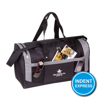 Indent Express - Sports Bag (BE1320_GRACE)
