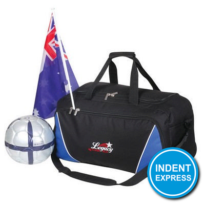Indent Express - Sports Bag (BE1336_GRACE)