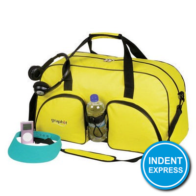 Indent Express - Sports Bag (BE1338_GRACE)