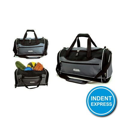 Indent Express - Delta Sports Bag (BE1341_GRACE)