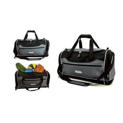 Delta Sports Bag (BE1341_GRACE)