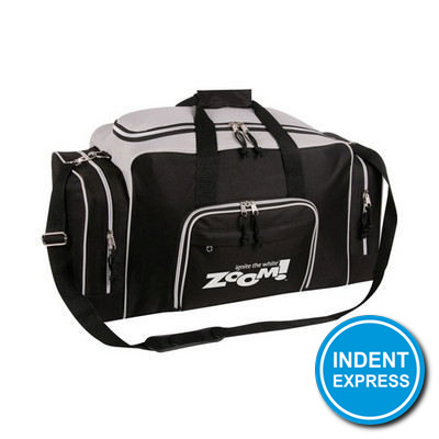 Indent Express - Deluxe Sports Bag (BE1800_GRACE)