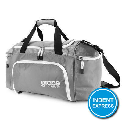 Indent Express - Sports Bag (BE1805_GRACE)