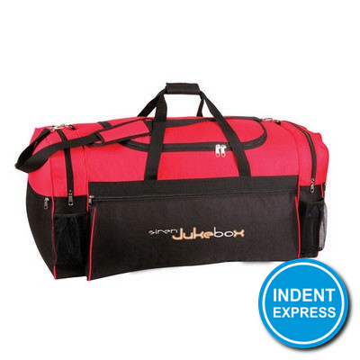 Indent Express - Large Sports Bag (BE2000_GRACE)