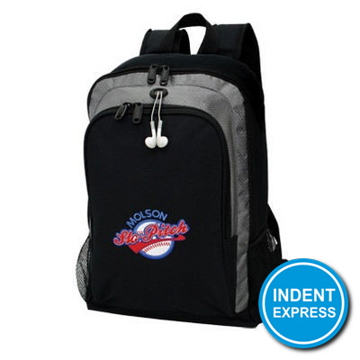 Indent Express - Backpack  (BE2165_GRACE)