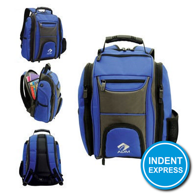 Indent Express - Laptop Backpack  (BE2193_GRACE)