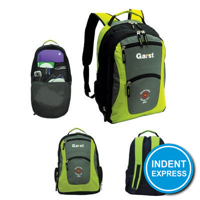 Indent Express - Backpack  (BE2197_GRACE)