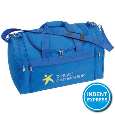 Indent Express - School Sports Bag (BE2200_GRACE)