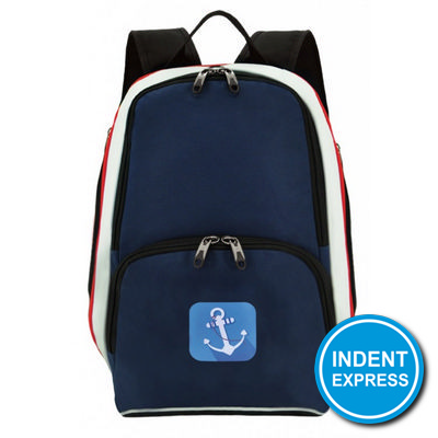Indent Express - Backpack (BE2207_GRACE)
