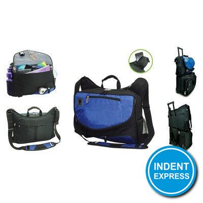 Indent Express - Cobalt Conference Bag  (BE3335_GRACE)