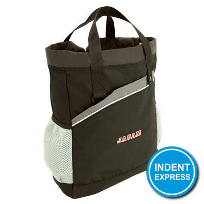 Indent Express - Tote Bag With Backpack Strap  (BE3526_GRACE)