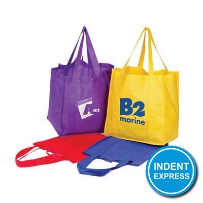 Indent Express - Non-Woven Shopping Bag (BE3999_GRACE)