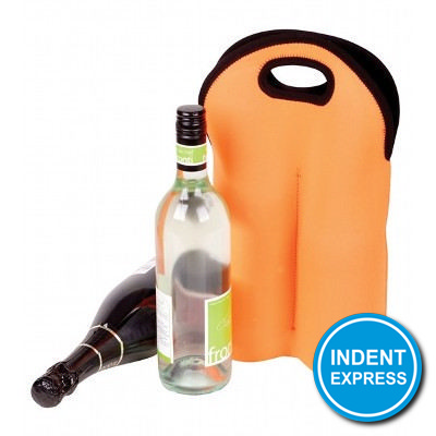 Indent Express - Double Wine Bottle Holder (BE4202_GRACE)